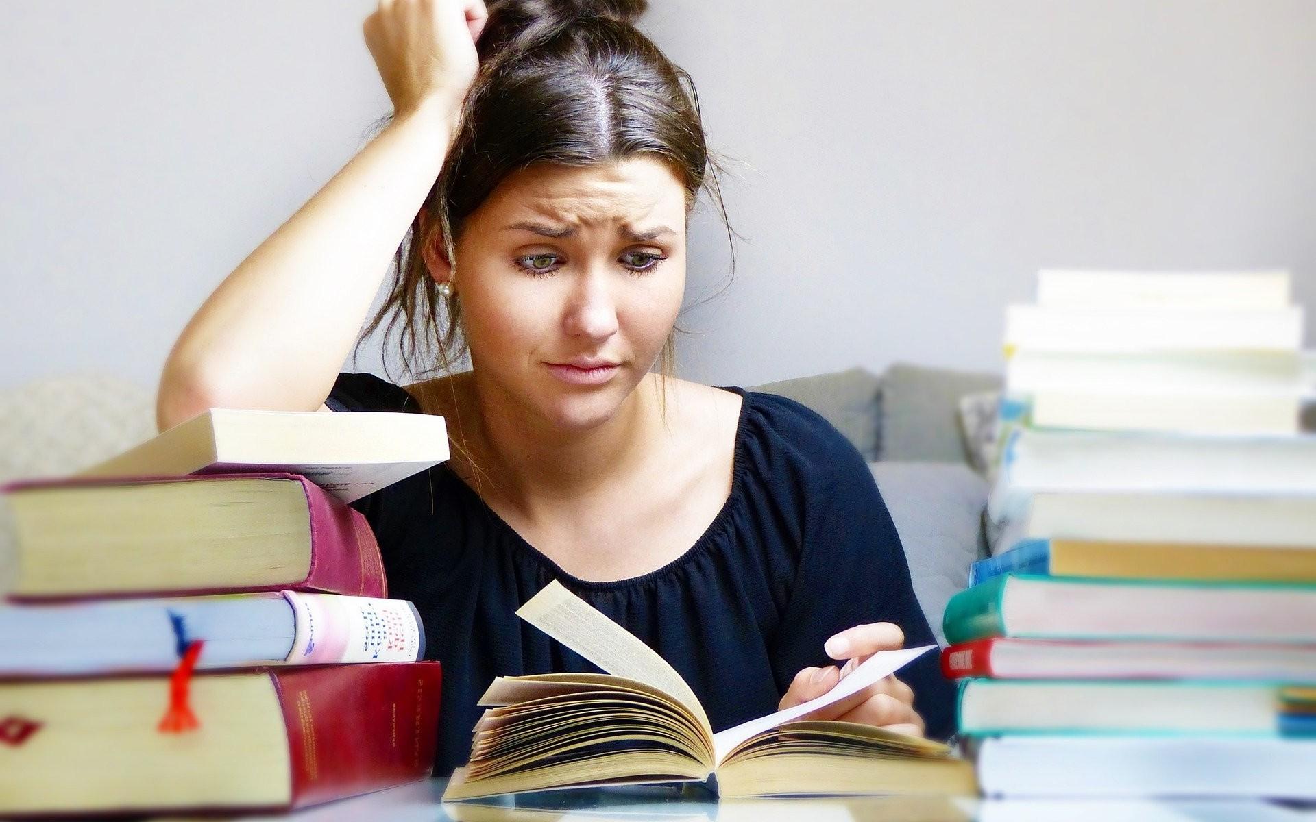 unemployed study stress confussion - The Data Tribune